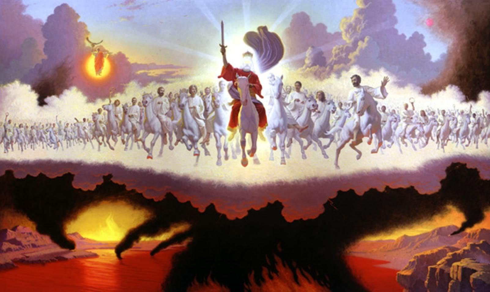 Пророчество от чудотворной иконы о Втором Пришествии