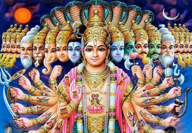 Сборник ответов: Нараяна, Веды, мантры, раджа-йога