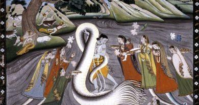 Вайрагья бросил Свами Вишну Дэва